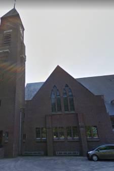 Noodopvang in Kerk Huizen alweer leeg