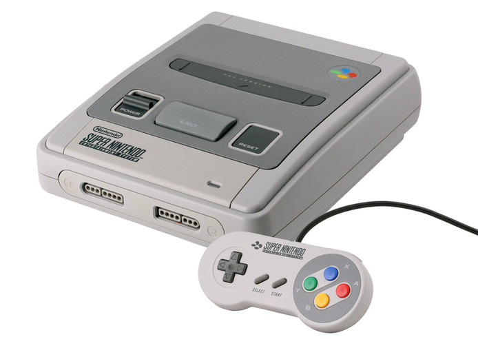 De Nintendo SNES.