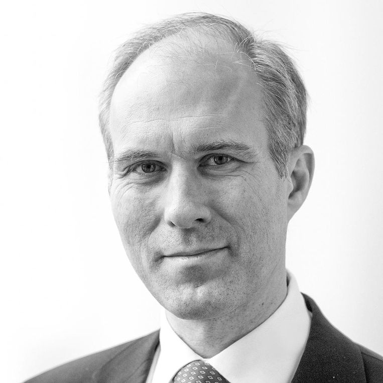 Jacob Stroet, bestuurslid Wij-Amsterdam Beeld