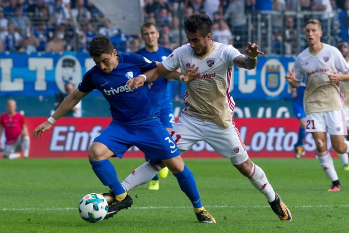 Danilo Soares in actie namens VfL Bochum.