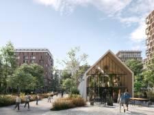 Kantoorpanden op Schieveste wacht sloop door nieuwbouwplannen