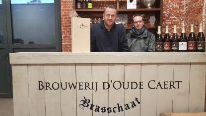 Brouwerij D'Oude Caert pakt uit met 5 feestbieren