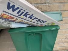 'Stickerangst' bij Zwolse wijkkranten verdwenen: gevreesde ja/ja-sticker geen effect op hen