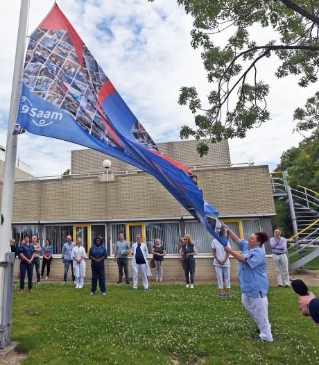 Moeilijkste periode corona doorstaan, de vlag kan uit