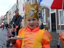 Feyenoord populair tijdens Koningsdag in Gennep