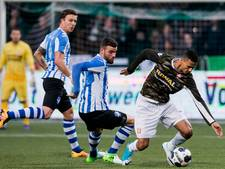 FC Eindhoven knokt en knokt, maar pakt slecht een puntje