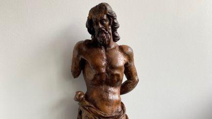 20 jaar oude diefstal uit stadsmuseum opgelost: Christusbeeld raakte verzeild in München
