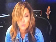 La coiffure d'Hélène Ségara interpelle les téléspectateurs: elle s'explique