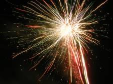 Irritatie over vuurwerk Hunnerpark