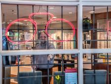 Brillenwinkel ware vesting na inbraken: 'Dieven komen er niet meer in'