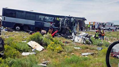 Doden door zwaar ongeval met bus in VS
