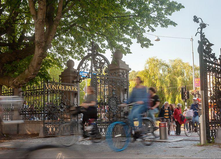Vondelpark, 2019. Beeld Erik Klein Wolterink