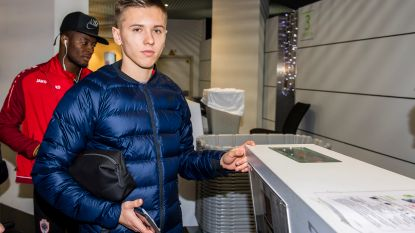 """Antwerp-nieuwkomer Nazaryna: """"Ik wil het team nu al helpen"""""""