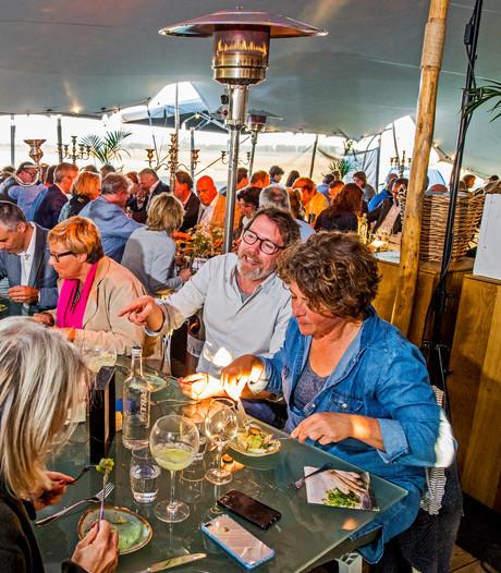 Eten in de koeienstal als nieuw evenement in Bodegraven