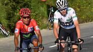 """Quintana zag aanvalslust niet beloond: """"Na iedere aanval kroop Froome weer naar mijn wiel"""""""