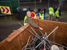 Stadsbedrijf Maassluis haalt alleen nog op deze dag grofvuil op