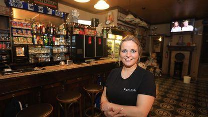 Romina wordt nieuw gezicht van café 't Paviljoentje