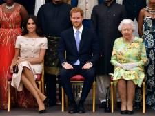 Prins Harry komt tijdens 'familietop' zijn grootmoeder voor het eerst onder ogen sinds Megxit