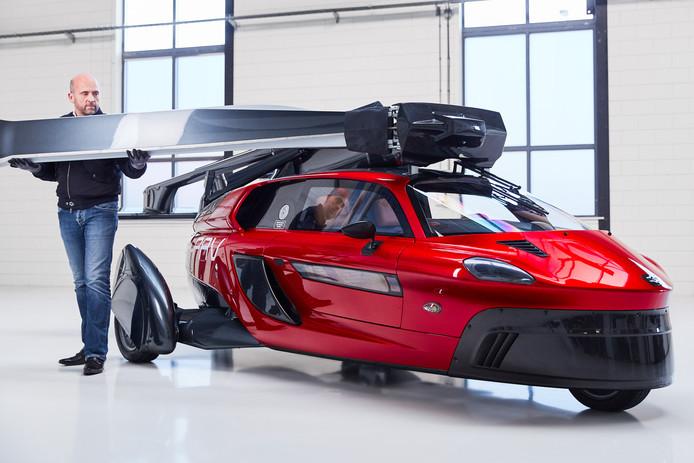 De vliegende auto van PAL-V