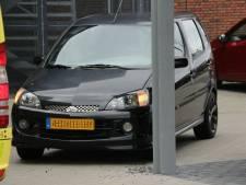 Automobilist raakt gewond in Rijssen door rammen pilaar
