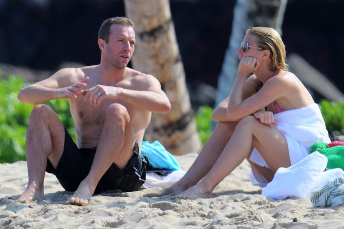Chris Martin en Gwyneth Paltrow.