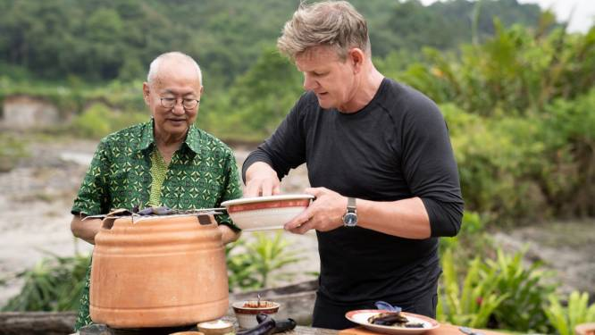 Smullen van piranha's en langoesten: deze 3 recepten van Gordon Ramsay nemen je mee op een culinair avontuur