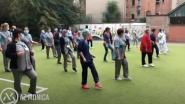 """Ook AZ Monica waagt zich aan Jerusalema Dance Challenge: """"Samenhorigheidsgevoel in tijden van corona verderzetten"""""""