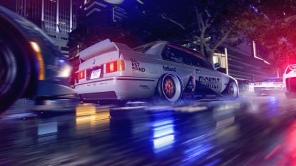 GAMEREVIEW. Need for Speed Heat: visueel spektakel met (soms te) frustrerende flikken