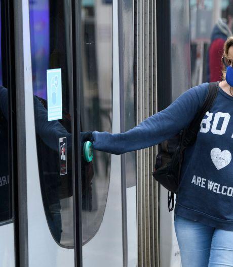 Toutes les lignes de métro, tram et de bus circulent lundi matin