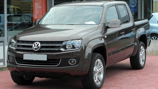 VW roept wereldwijd 200.000 pick-ups van model Amarok terug