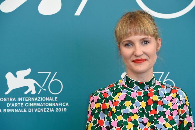 Shannon Murphy bij het filmfestival van Venetië, 4 september 2019.   Beeld Getty