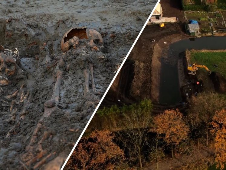 Massagraf ontdekt nabij Utrecht: wat is eraan voorafgegaan?