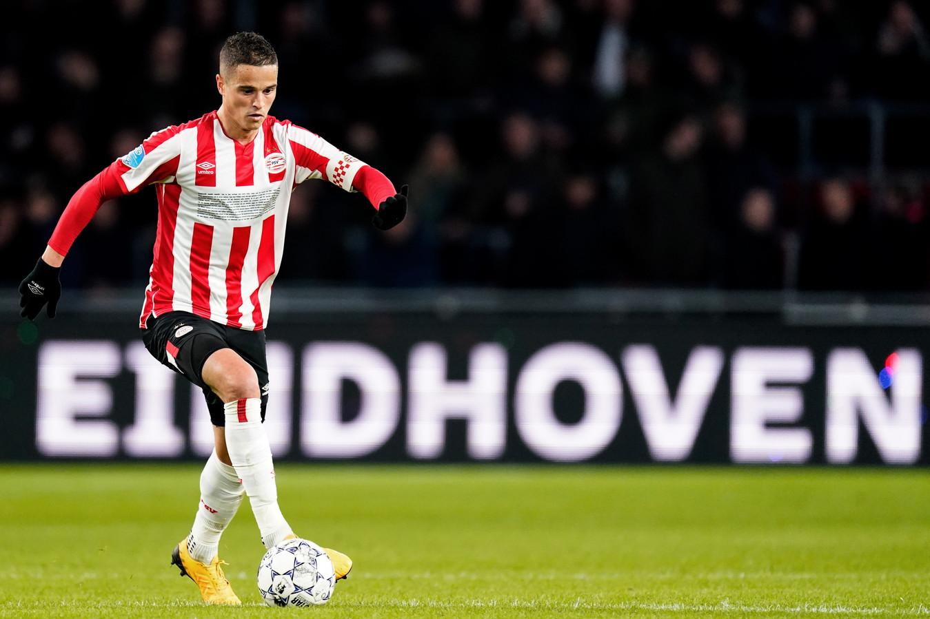 Aanvoerder Ibrahim Afellay vertrekt bij PSV.