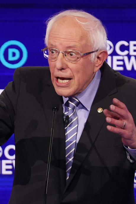 Bernie Sanders, le candidat à abattre