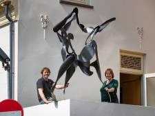 Dansers dansen weer op Pothuus in Kampen