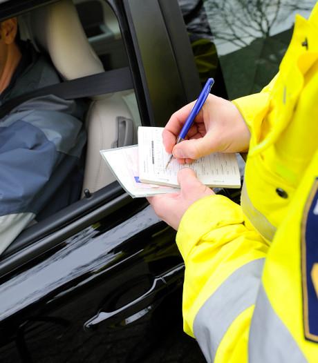 Dordtenaar voor de tiende keer gepakt met ongeldig rijbewijs