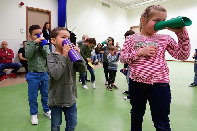 Bijzonder taalproject op school in Etten-Leur