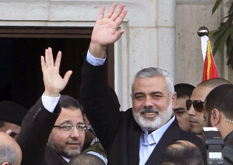 Premier Hisham Kandil van Egypte. Beeld reuters