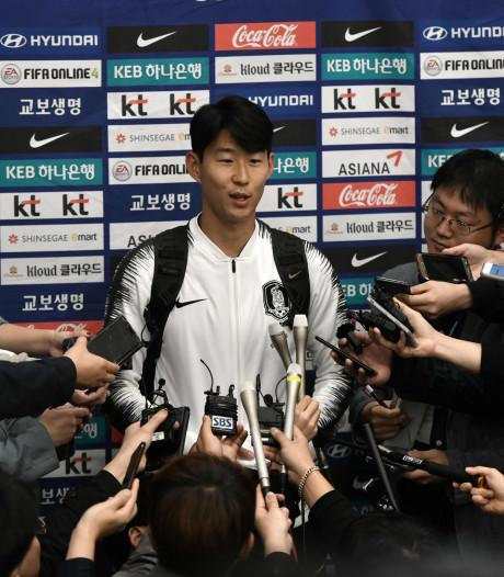 Zuid-Koreaan Son blij dat hij ongeschonden Noord-Korea uit is gekomen