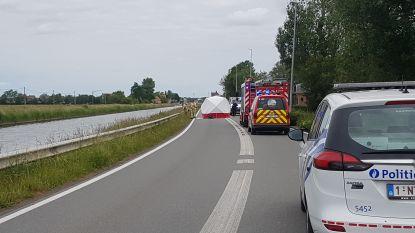 Lijk aangetroffen in kanaal in Oudenburg