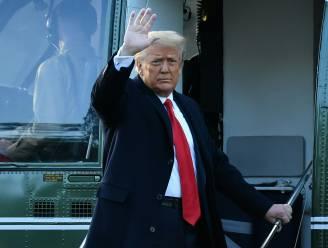 Impeachmentverklaring tegen Trump gaat maandag naar Senaat