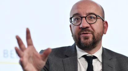 """""""Zwarte dag voor de vrije handel"""": Michel vindt Amerikaanse importheffingen onaanvaardbaar"""