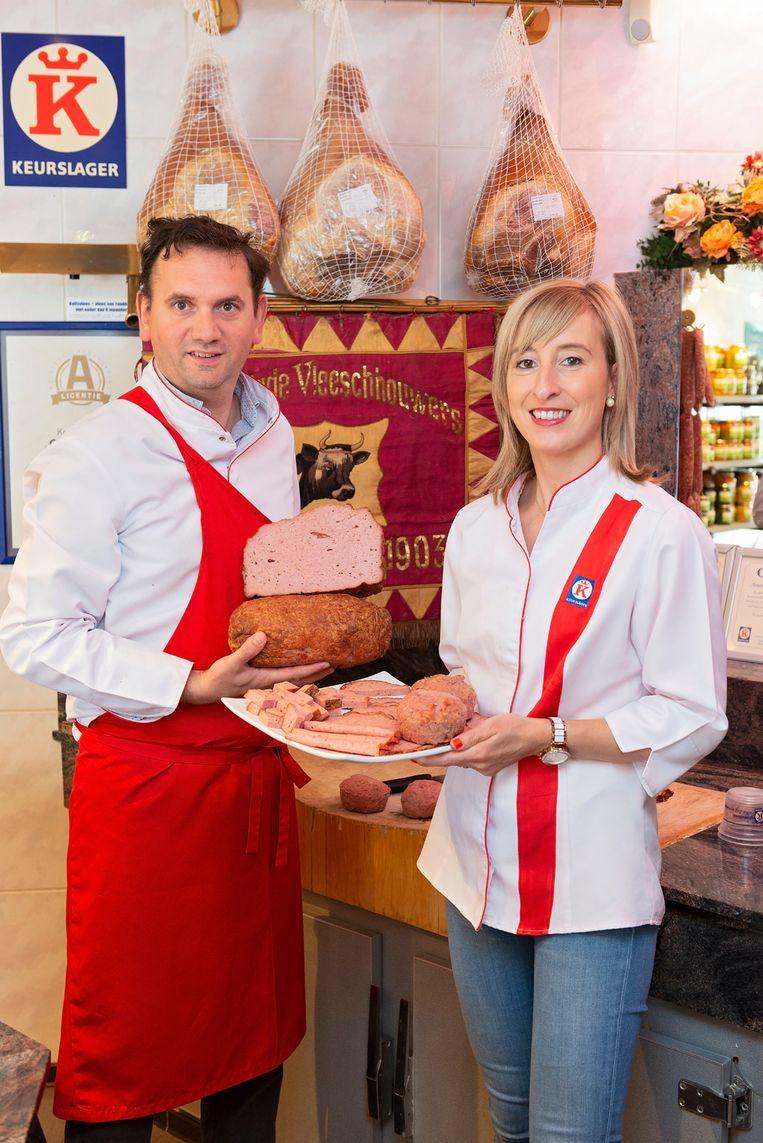 Kalfskoek van slagerij Schalck is een erkend streekproduct.