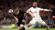 KIJK LIVE. Tottenham in de problemen! Werner zet sterk Leipzig op voorsprong vanop de stip