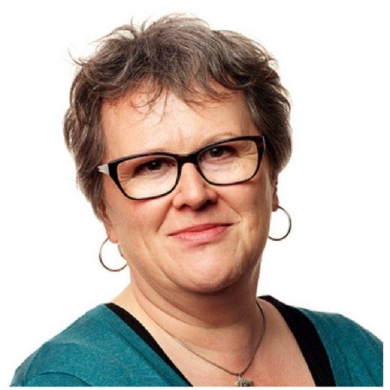 Directeur van Wikimedia Nederland Sandra Rientjes. Beeld  Sebastiaan ter Burg