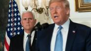 Trump: Mike Pence ook volgend jaar kandidaat vice-president
