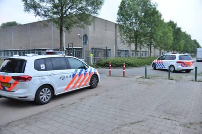 In oude Philipsfabriek in Breda ingebroken, vermoedelijk ijzer en koper gestolen
