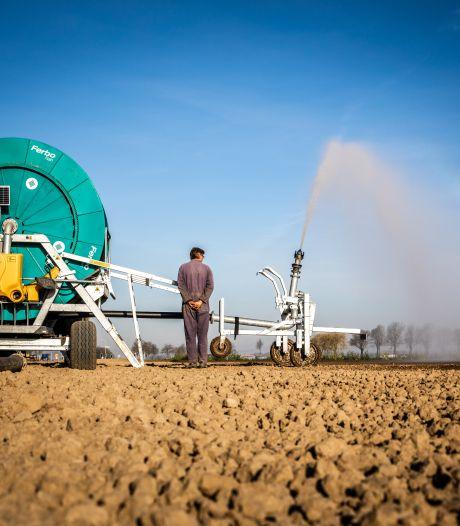Boeren en tuinders bereiden zich voor op droge zomer
