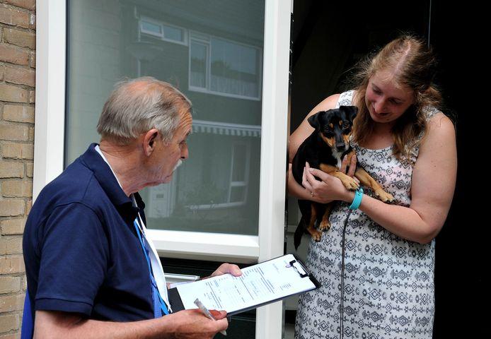 Controle op hondenbelasting, elders in Nederland.