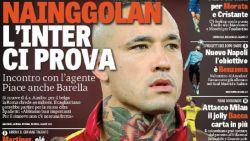 """FT buitenland: Kroongetuige in FIFA-schandaal overleden - """"Inter wil Nainggolan"""""""